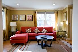 curtains to go with red couch. Simple Red Red Living Room Interior Design Ideas 3 Intended Curtains To Go With Couch