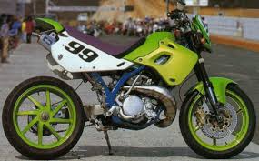 street converted kdx 250 i love this kind of thing any more