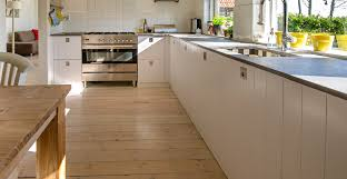 flooring options for your busy kitchen