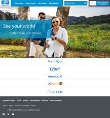 essilor of america peors revenue and employees owler pany profile