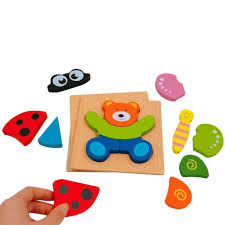 china wooden diy toys toddlers animal chunky puzzles educational toys china kids puzzle wooden game