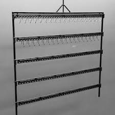 Powder Coating Rack Home of Magic Rack The Powder Coating Hanging Rack System for The 12