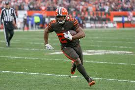 Cleveland Browns Rb Depth Chart Cleveland Browns Preseason Depth Chart Establish The Run