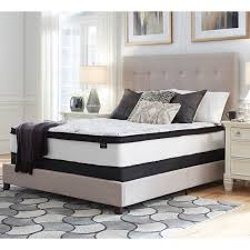 Queen Ashley Chime 12 Inch Hybrid Plush Bed In A Box Mattress