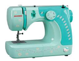 Janome Hello Kitty Sewing Machine Instruction Manual