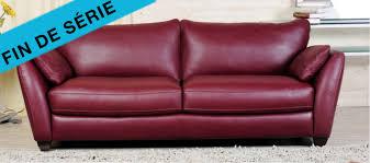 Canape Cuir En Soldes
