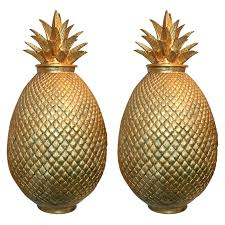 Large Decorative Jars Gilded Terra Cotta Pineapples Terra Cotta Jar And Contemporary 74