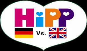 Hipp Vs Holle Formula Chart Hipps Germany Vs Hipp Uk