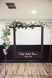 Diy Oversized Polaroid Photo Booth Joy And Pretty Things Sorry The Thesorrygirls Decor Drapes Wood Photobooth Photoshoot Summer Wedding Flower Girls Arbor Arch
