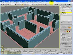 DS Max   Pt   Extruding a Floor Plan   YouTube