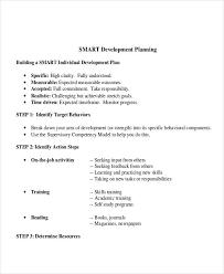 individual development plan examples 10 individual development plan examples samples pdf word