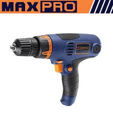 Máy khoan điện Maxpro 320w MPED 320VUF, giá chỉ 460,000đ! Mua ngay kẻo hết!