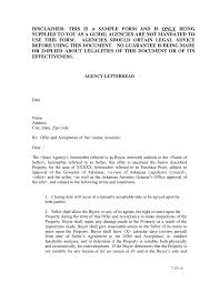 Acceptance Letter For Offer Offer And Acceptance Letter Format In Word And Pdf Formats