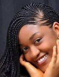 Modele Tresse Africaine Femme Coiffure Coiffure