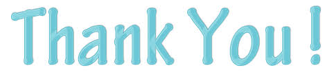 Image result for thank you pictures in color