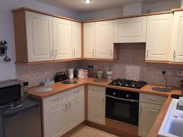 white replacement kitchen doors