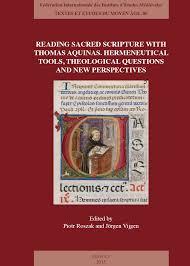 tema reading sacred scripture thomas aquinas  textes et etudes du moyen age
