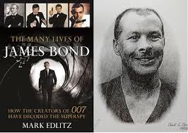 Book Review The Many Lives Of James Bond James Bond Radio