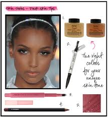 head into the warmer months with a fresh yet defined look finding colors that work for dark to deep skin tones can be tricky so we put together a few of
