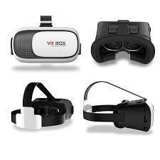 Kính Thực Tế Ảo VR BOX Trắng Cao Cấp AZONE - Hàng Nhập Khẩu - Thiết Bị Thực  Tế Ảo VR Thương hiệu OEM