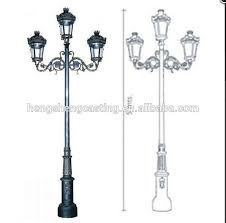 Small Picture Hot Sale Cast Iron Light Post DesignLight PolePole Lamp Buy