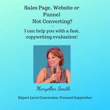 Maryellen Smith - Nonfiction Book Writing Simplified & Website or Sales  Page Not Converting? I Can Help! Expert — Clarity