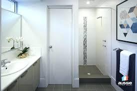 wavy tile bathroom white bathroom wall tiles the bathroom features dark floor tiles classic white wall wavy tile