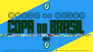 A linha do tempo de classificação à Copa do Brasil 2022 – Revista SÉRIE Z