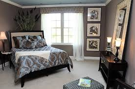 blue brown bedroom. Plain Blue Brown And Blue Bedroom Decor Home Perfect With Image  Of With Blue Brown Bedroom O