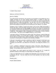 teaching job cover letter application format for teacher in amparo cover letter teaching job cover letter application format for teacher in amparo southard lettercovering letter for