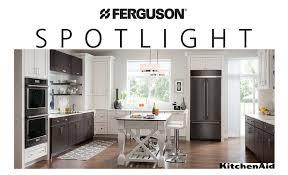 kitchenaid black stainless. shop kitchen aid black stainless appliances at ferguson kitchenaid