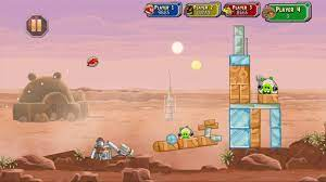 Angry Birds Star Wars (PS4) - PS4 Home