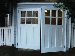 swing out garage doorsswing open garage doors   Swinging SwingOut or Swingout Real