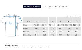 Tommy Hilfiger India Size Chart Tommy Hilfiger Olive Green T Shirt