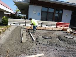 Making Cement Forms Making Impossible Ada Slopes Possible Predictable Concrete