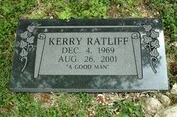 Kerry Ratliff (1969-2001) - Find A Grave Memorial