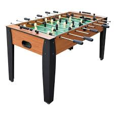 Miniature Wooden Foosball Table Game Hurricane 100inch Foosball Table Free Shipping Today Overstock 93