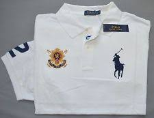 ralph lauren watch new 3xb 3xl big polo ralph lauren men big pony black watch shirt top 3x white