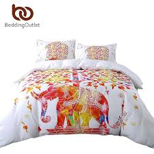 boho duvet white and red bedding set duvet cover and pillowcase style print exotic bedclothes twin boho duvet boho duvet covers australia