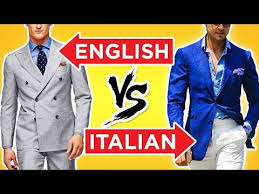 <b>British Style</b> vs Italian <b>Fashion</b>: World's Best Dressed <b>Men</b>? (<b>English</b> ...