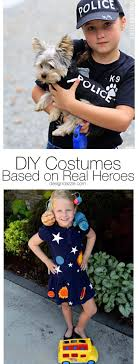 8 diy costumes you can use this to honor real life heroes that do the
