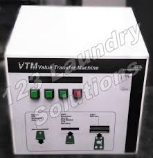 esd smartcard deluxe vtm value transfer machine 11 gauge steel 11 100 005 used ebay