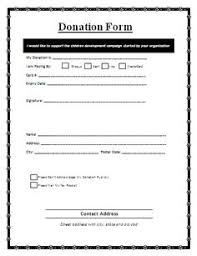 Pledge Cards For Churches Pledge Card Templates My Stuff