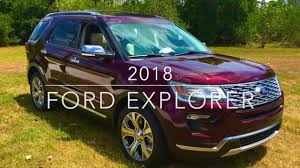 2018 ford suv. exellent ford allnew 2018 ford suv lineup intended ford suv