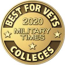 Best For Vets Colleges 2020 4 Year Schools Charts
