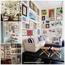 ... Corner Wall Art Groupings Display Black And White Photo Groupings  Elegant Wonderful Luxurious Simple White Big ...