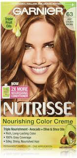 Garnier Nutrisse Haircolor Creme Light Golden
