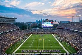 Tcf Bank Stadium Minnesota Golden Gophers Football Stadium