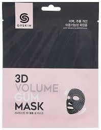 G9SKIN <b>омолаживающая тканевая маска</b> 3D Volume Gum Mask ...