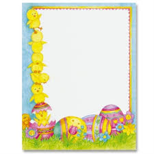 easter stationery easter stationery printable 000029844m printable 360 degree